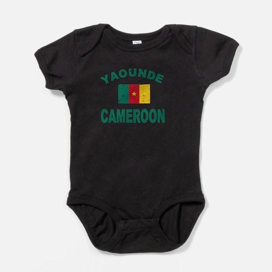 Yaounde Cameroon designs Infant Bodysuit Body Suit