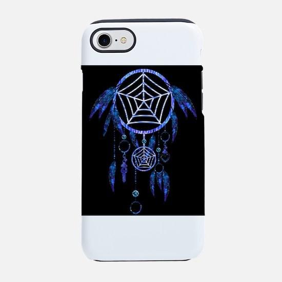 Glowing Dreamcatcher iPhone 8/7 Tough Case