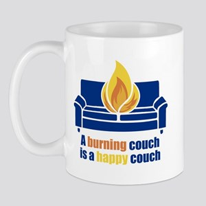 Happy Couch Mug