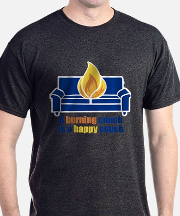 Happy Couch T-Shirt