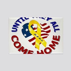 Until They All Come Home Rectangle Magnet