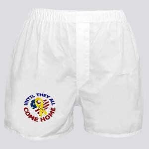 Until They All Come Home Boxer Shorts