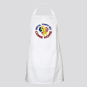 Until They All Come Home BBQ Apron