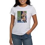 Street Musicians French Quarter Women's T-Shirt
