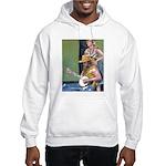 Street Musicians French Quarter Hooded Sweatshirt