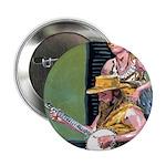 "Street Musicians French Quarter 2.25"" Button"
