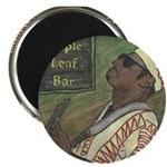 New Orleans Guitar Player Magnet
