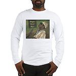 New Orleans Guitar Player Long Sleeve T-Shirt