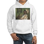 New Orleans Guitar Player Hooded Sweatshirt