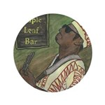 """New Orleans Guitar Player 3.5"""" Button"""