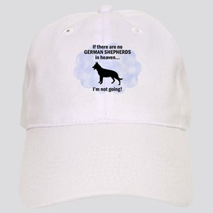German Shepherds In Heaven Cap