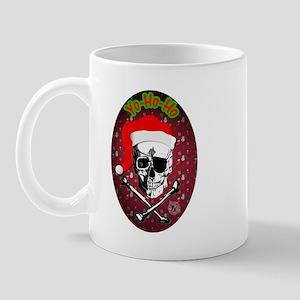 Pirate Christmas Mug