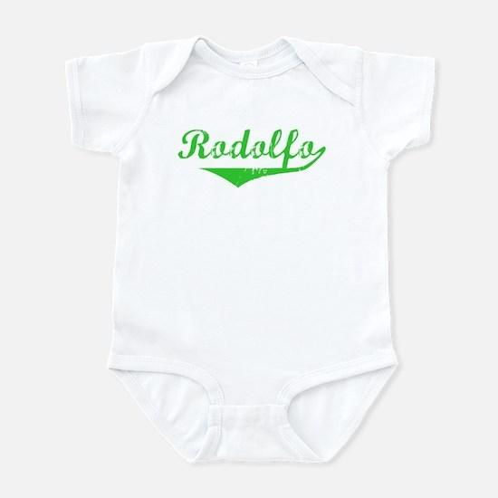 Rodolfo Vintage (Green) Infant Bodysuit