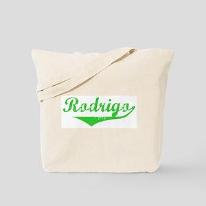 Rodrigo Vintage (Green) Tote Bag