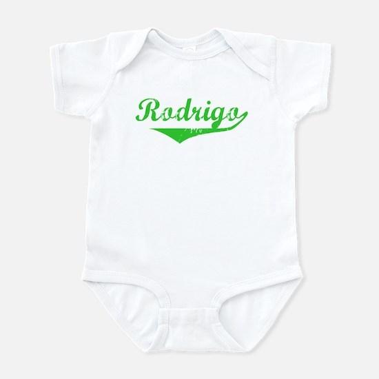 Rodrigo Vintage (Green) Infant Bodysuit