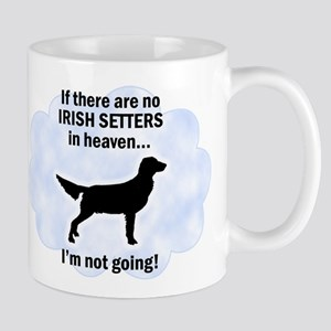 Irish Setters In Heaven Mug