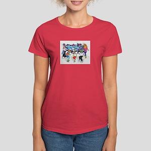 B-Buggz Stance II Women's Dark T-Shirt