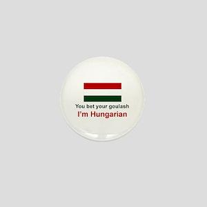 Hungarian Goulash Mini Button (10 pack)