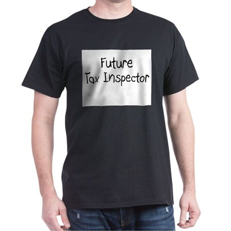 Future Tax Inspector Dark T-Shirt