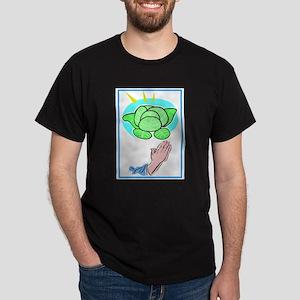 Lettuce Pray White T-Shirt