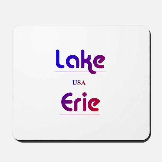 Lake Erie Mousepad