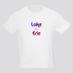 Lake Erie Kids Light T-Shirt