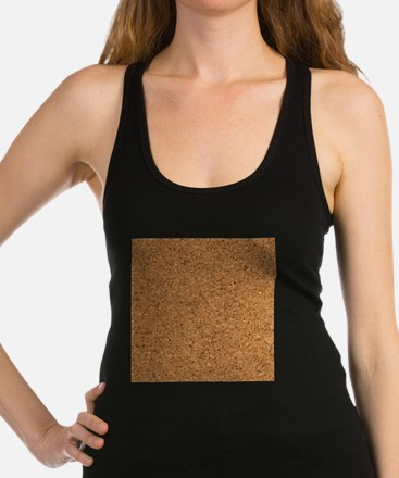 Cool Faux Cork Texture 4Jimmie Tank Top