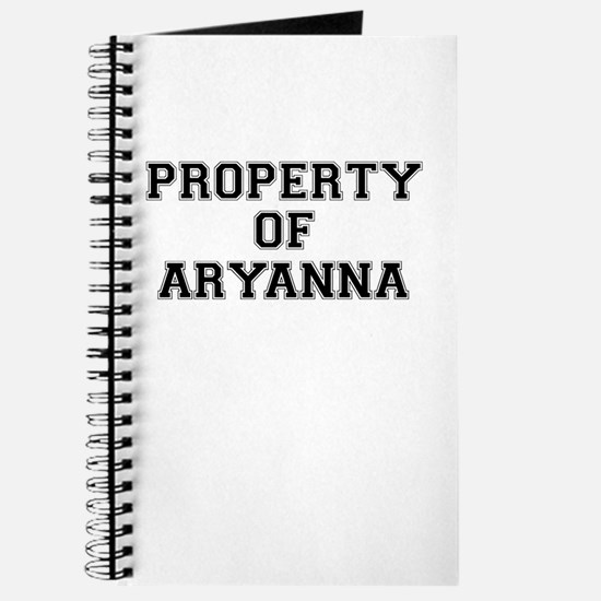 Property of ARYANNA Journal