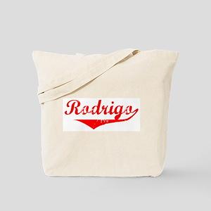 Rodrigo Vintage (Red) Tote Bag