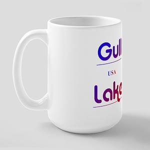 Gull Lake Large Mug