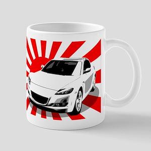 """""""RX8 Japan"""" Mug"""