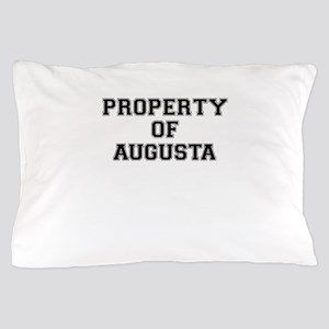 Property of AUGUSTA Pillow Case