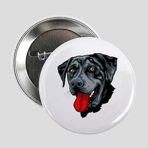 "Catahoula Leopard Dog 2.25"" Button"