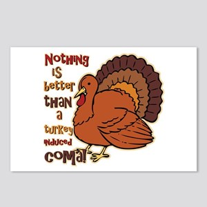 Turkey Induced Coma Postcards (Package of 8)