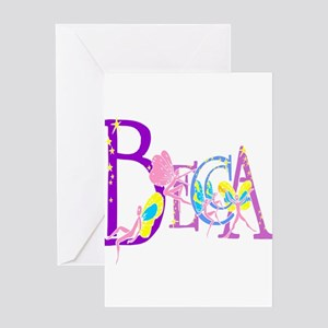 BECCA Greeting Card
