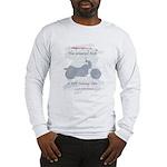 Greatest Risk Cruiser Style Long Sleeve T-Shirt