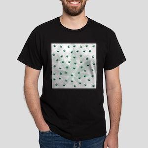 Cannabis Leaf Background T-Shirt