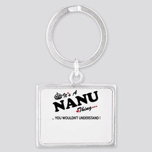NANU thing, you wouldn't understand Keychains