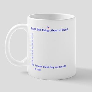 Top 10 Liberal Mug