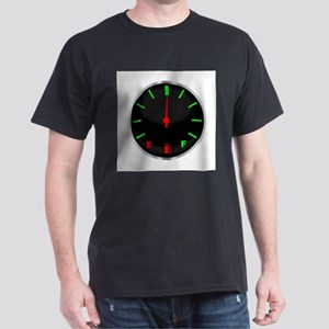 Half Full Gauge T-Shirt