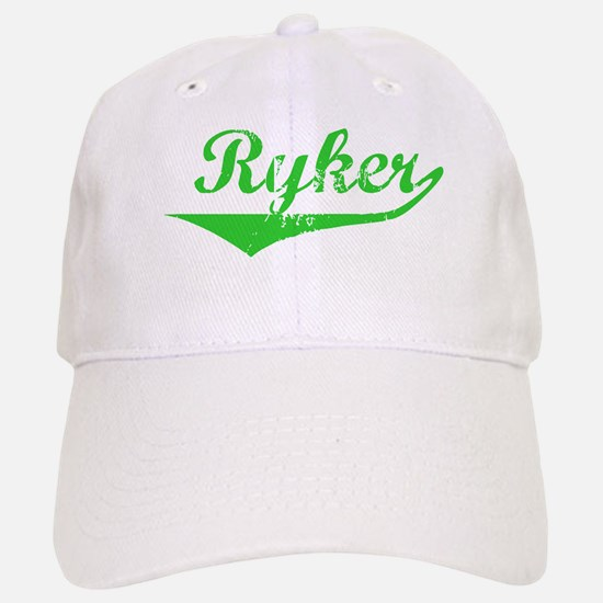 Ryker Vintage (Green) Baseball Baseball Cap