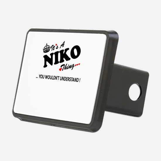 NIKO thing, you wouldn't u Hitch Cover