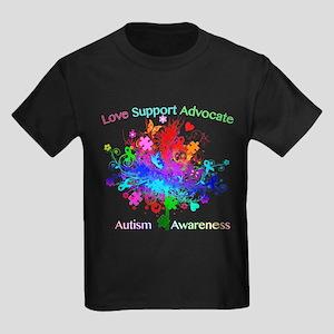 Autism Tree in Spectrum T-Shirt