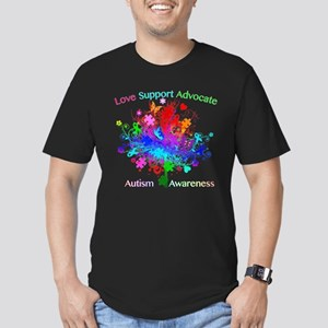 Autism Tree in Spectrum T-Shirt