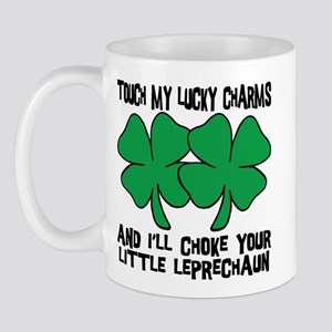 Touch My Lucky Charms Mug