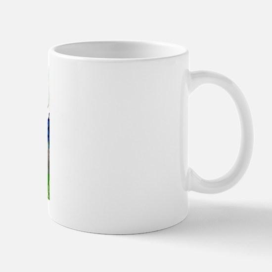 Bluebonnet Painting Mug