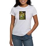 Gardening Decorating Outside Women's T-Shirt