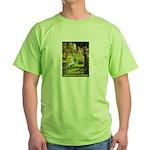 Gardening Decorating Outside Green T-Shirt