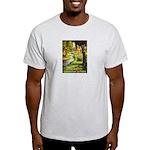 Gardening Decorating Outside Light T-Shirt