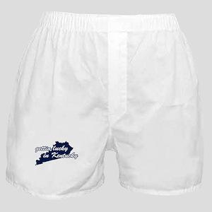 Gettin' Lucky in Kentucky Boxer Shorts